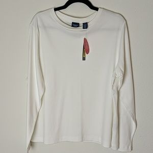 Westbound Essentials Long Sleeve Tee NWT